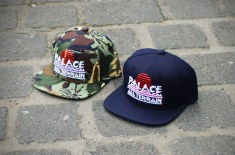 Palace Skateboards 'All Terrain' Snapbacks
