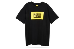 Pigalle x Selfridges limited edition t-shirt