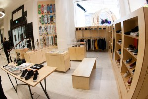 Slam City Skates Launch Selfridges Concession