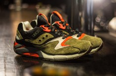UBIQ x Saucony Grid 9000 'Dirty Martini' (UK release)