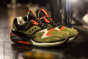 UBIQ x Saucony Grid 9000 'Dirty Martini' (Second UK release)