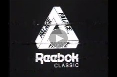 Video: Palace Skateboards x Reebok Classic Teaser