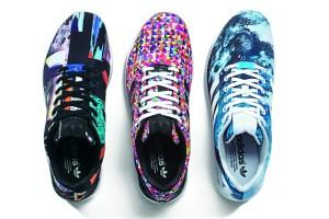 adidas Originals ZX Flux 'Photo Print' Pack