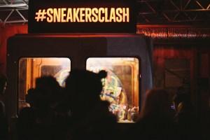 Recap: Converse #SNEAKERSCLASH at The Old Vinyl Factory