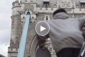 Video: HTC One Skatepark teaser