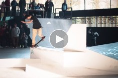 Video: Nike SB One Shot – Best Trick Finals at BaySixty6