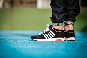 K-Swiss Si-18 Rannell 2 (Black/White/Red)