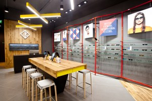 New designer opticians KITE opens in Westfield Stratford
