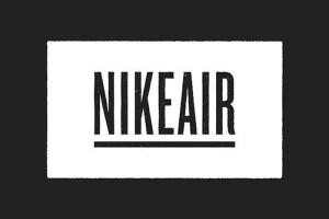 Pigalle x Nike 'NIKEAIR' teaser