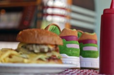 END. x Saucony Originals Shadow 5000 'Burger' preview