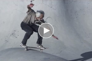 Video: Meet Neal Unger, the 60 year old skateboarder