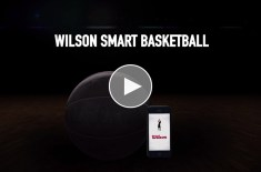 Video: Wilson introduces Smart Basketball