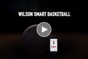 Video: Wilson introduces Smart Basketball