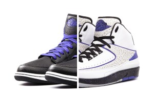 Air Jordan Retro 'Dark Concord' pack (Jordan 1 & 2)