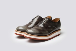 Grenson Raspberry Ripple Sole collection