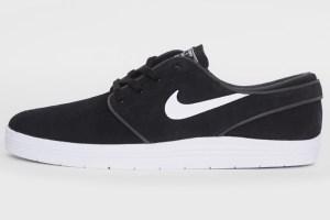 Nike SB Lunar Stefan Janoski OG (Black/White)