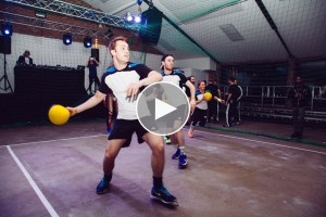 Video: Hyponik Disco Dodgeball