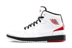 Air Jordan 1 Retro '86 (White/Gym Red)