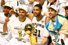 NBA Champions 2014 merchandise