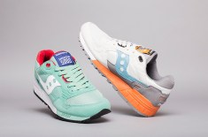 Spotlight: Saucony Originals Shadow 5000 (Mint Green & Grey/Blue)