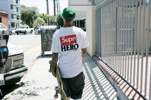 Supreme x ANTIHERO Summer 2014 capsule collection