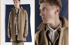 A.P.C. AW14 styled by END.