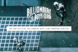 Billionaire Boys Club launches EU webstore
