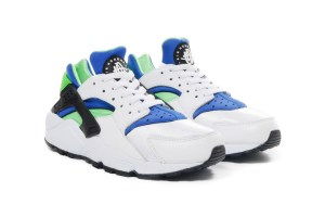 Nike Air Huarache 'Scream Green' 2014 (UK Release)