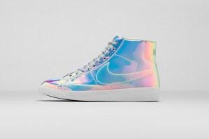 "Nike Blazer Mid Premium QS ""Iridescent"" (Women's)"
