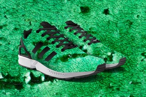"""Competition: Win a pair of The Daily Street x adidas Originals mi ZX Flux """"East London Green"""""""