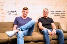 Interview: Torben Schumacher & Sam Handy on creating the adidas Originals ZX Flux