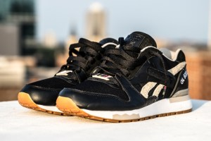 The Distinct Life x Reebok Classic GL 6000 'Black Camo' (UK release)