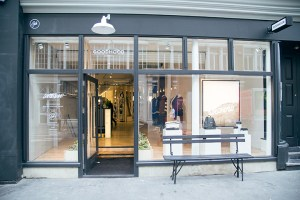 Take a look inside the new Goodhood store