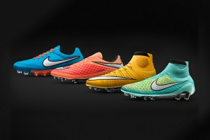 New Nike football boot colourways