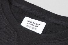 Norse Projects for Goodhood collaborative collection