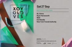 XOYO Loves RL Grime, Ryan Hemsworth & more (discount code)