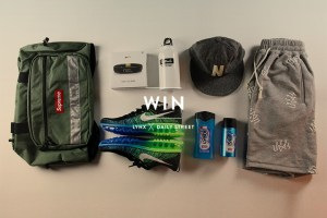 Competition: Lynx x The Daily Street #LynxLuggage