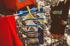 Poler Stuff for Stance Socks' Blue Collection