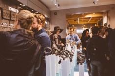 Recap: Nixon Carnaby store launch