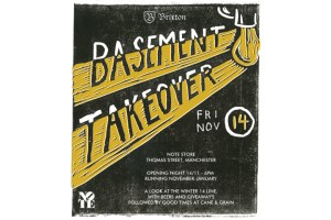 Brixton Basement Takeover at Note, Manchester