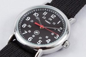 Goodhood x Timex Weekender watch