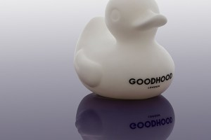 Goods by Goodhood rubber duck