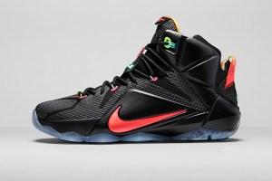 Nike LeBron 12 'Data'