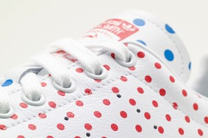 Pharrell Williams x adidas Originals polka dot pack