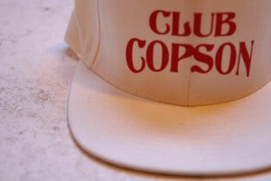 COPSON Resort cap