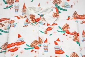 END. x Gitman Vintage Winter 2014 Christmas collection