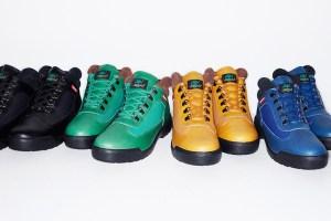 Supreme x Timberland Field Boots
