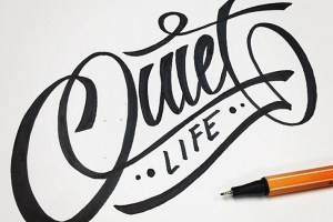 The Quiet Life drawing contest