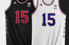 NBA & adidas announce the 2015 All-Star game uniforms