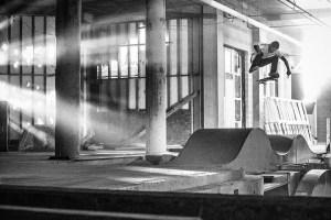 Video: Skateboarding inside an abandoned hotel resort in Nova Scotia